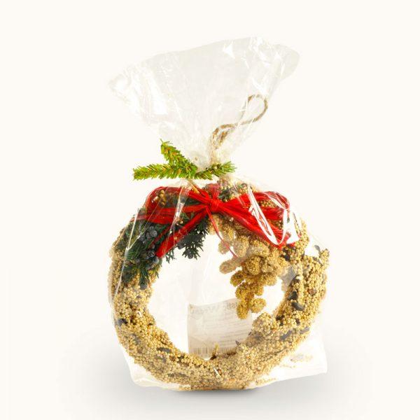 "Rustic Wreath 6"""