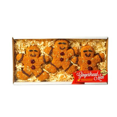 Gingerbread Men – 3 pk