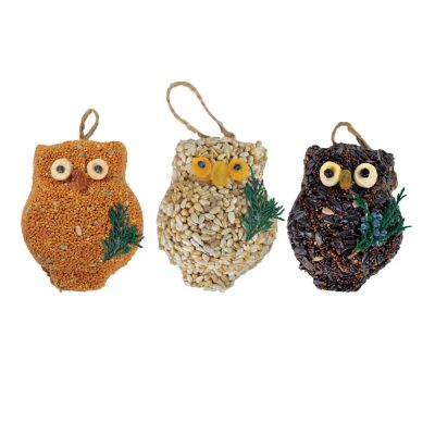 Ollie the Owl Individually Bagged w/Display Basket