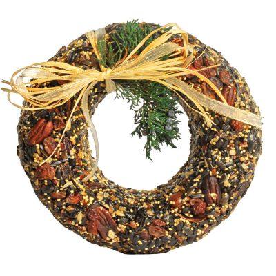 Classic Pecan Wreath