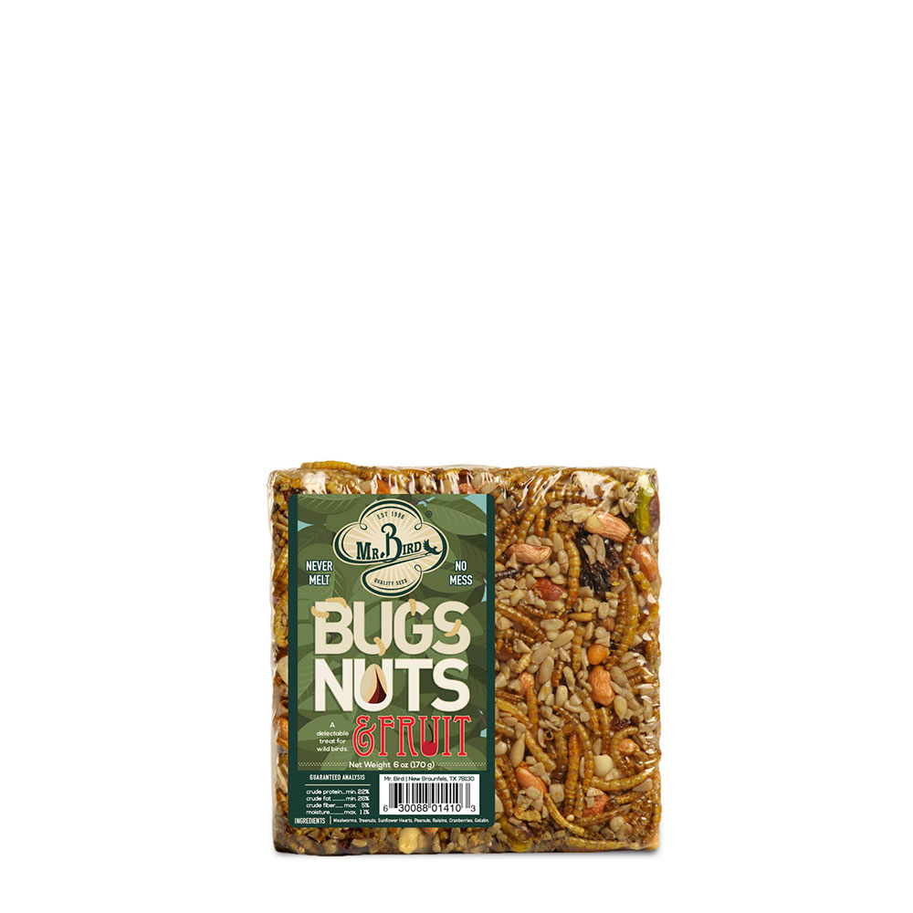 Bugs, Nuts, & Fruit Cake – Small