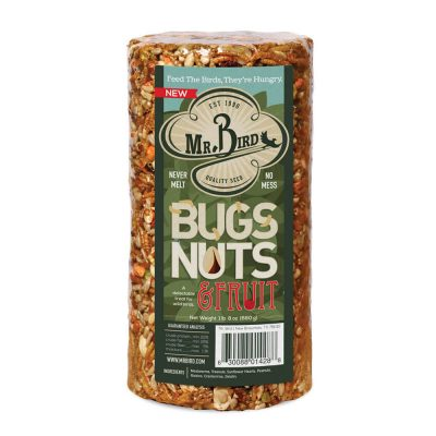 Bugs, Nuts, & Fruit Cylinder Small