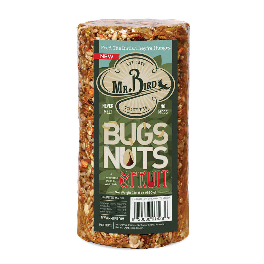 Bugs, Nuts, & Fruit Cylinder – Small