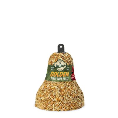 Golden Safflower Bell