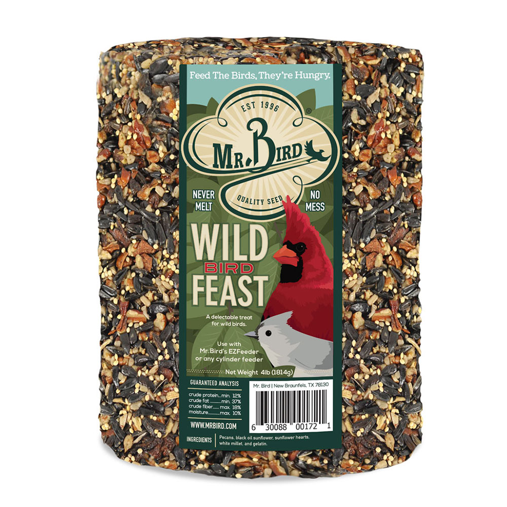 WildBird Feast Cylinder – Large
