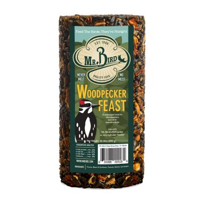 Woodpecker Feast Cylinder Small