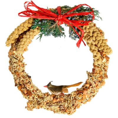 Rustic Wreath 10″