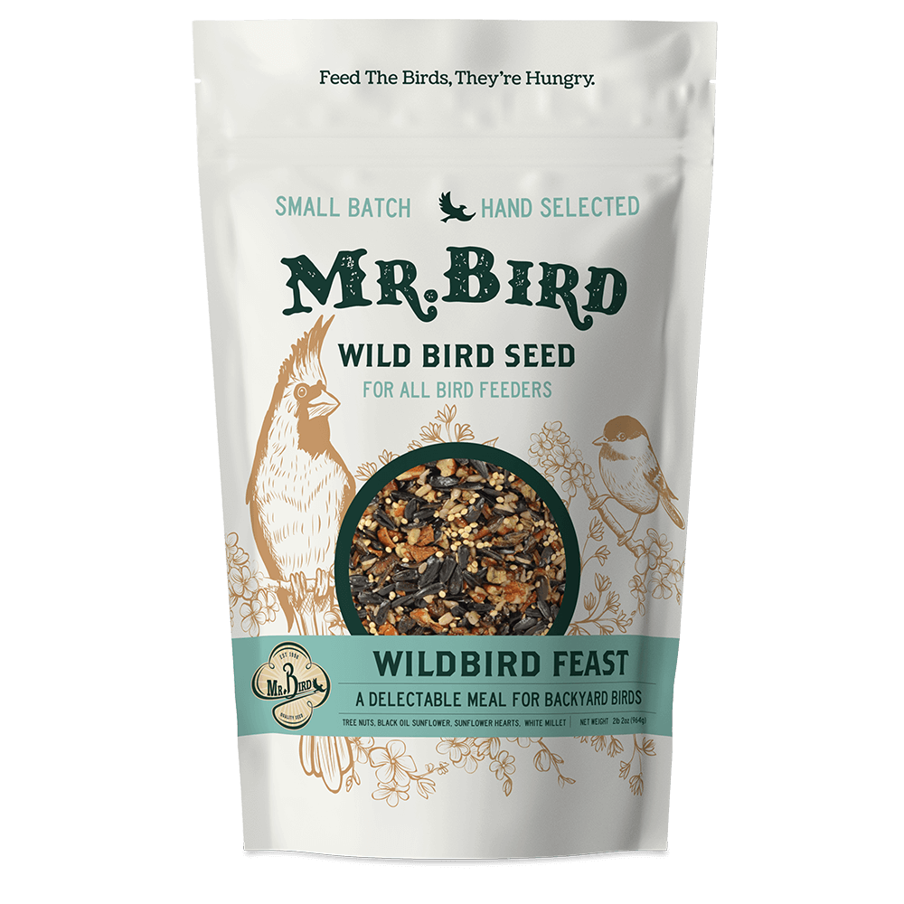WildBird Feast Bag Seed Large